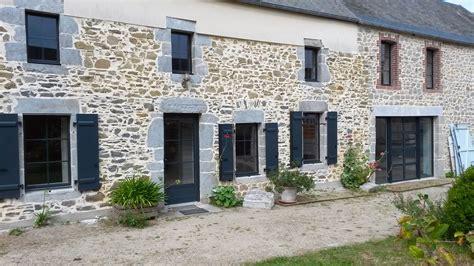 Maison Volets Gris Anthracite by R 233 Alisations De La Menuiserie Solabaie Crochet