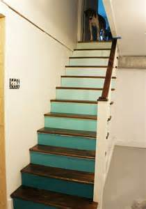 Stair Risers by Decorative Stair Risers With Designs For All Tastes