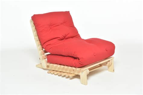 one seater sofa bed single seater solid pine sofa bed futon company