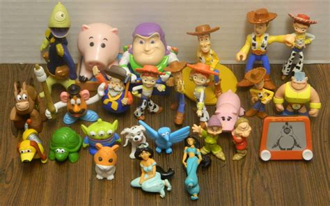 disney toys it came from a thrift store june 23 2015 thrift store haul geeky hobbies