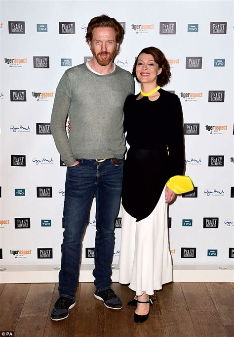 damian lewis supports wife helen mccrory at peaky blinders