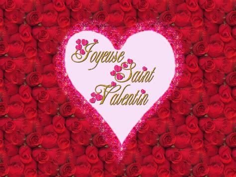 fonds d 233 cran st valentin amour coeurs anges et fleurs