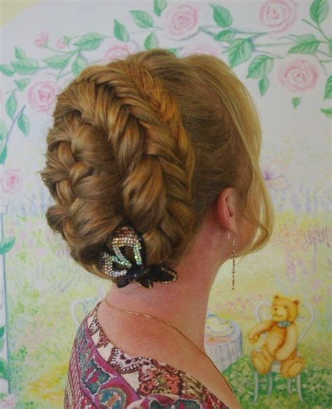Braided Hairstyles Demo | braids hairstyles for super long hair french braid with