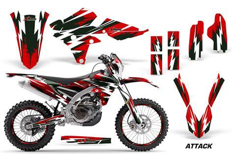 Yamaha 450 Sticker Kit by Yamaha Motocross Graphic Sticker Kit Yamaha Mx Wr250f