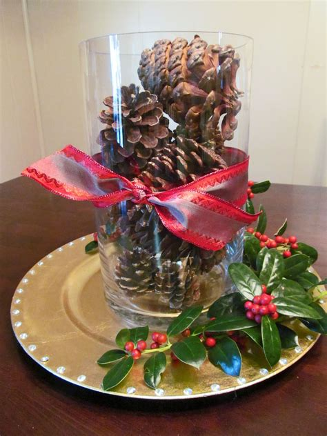 christmas centerpiece anyone can make