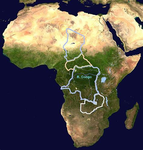 africa map rainforest file centafrica satmusic jpg wikimedia commons