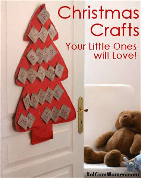 christmas crafts your little ones will love dot com women