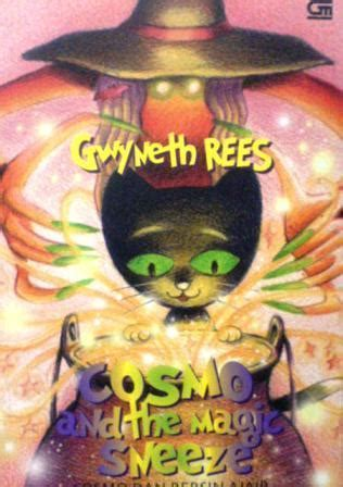 cosmo and the magic sneeze by gwyneth rees reviews discussion bookclubs lists
