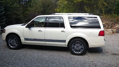 automobile air conditioning service 2007 lincoln navigator l lane departure warning find used 2007 lincoln navigator l 4wd in carmel new york united states for us 21 000 00