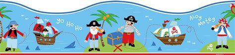 bordure kinderzimmer pirat bord 252 re piraten kinderzimmer jungen seer 228 uber schatzkiste