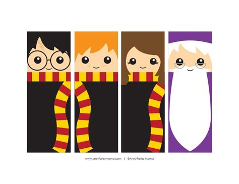 printable bookmarks harry potter 14 best harry potter images on pinterest harry