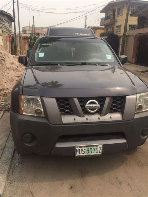 nissan jeep 2005 neatly used nissan xtera jeep 4 sale 2005 model autos