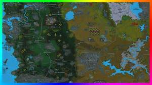 most ultimate gta usa world map with 100