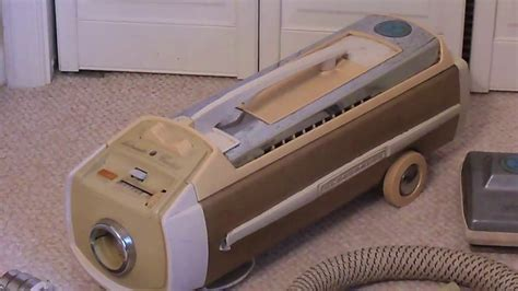 electrolux vaccum vintage electrolux 50th jubilee canister vacuum cleaner