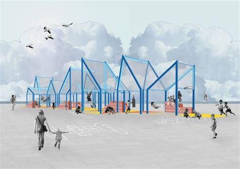designboom urban think tank urban think tank designs xarranca pavilion on barcelona