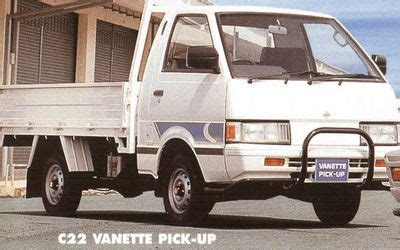 nissan vanette up nissan vanette up photos reviews specs buy car