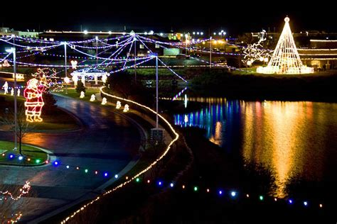 wichita area holiday light displays updated dec 28