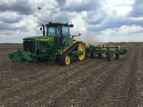 Planting Soybeans With Corn Planter by Soybean Planter Gallery