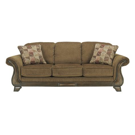 signature design by ashley benton sofa signature design by ashley 3830038 montgomery sofa atg