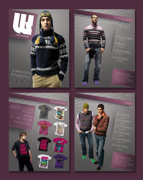 clothing catalog by creatunco on deviantart