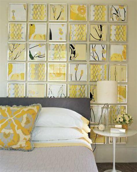 nachttisch gelb herrliche schlafzimmer designs 30 coole ideen