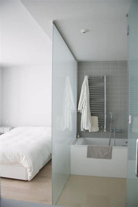 dans la chambre la salle de bain dans la chambre le premier pas vers la