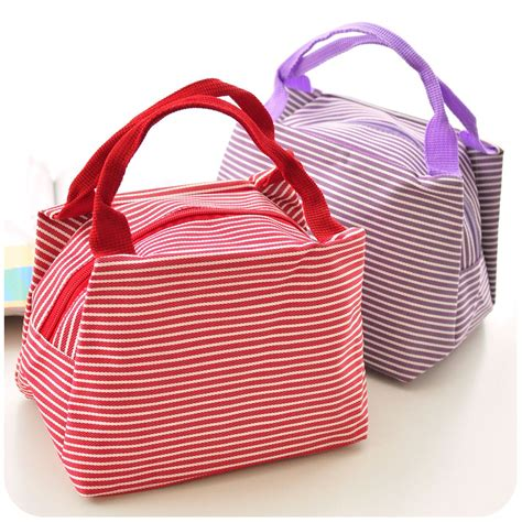 Cotton Lunch Bag cotton lunch bags cooler insulation lunch bags for