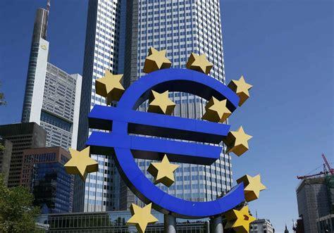 banca europa la bce fa credito alle banche europee l eur usd sale