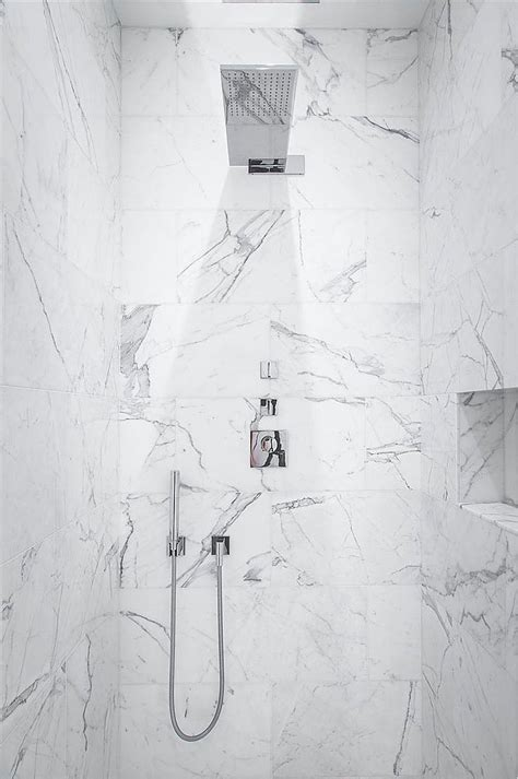 Beautiful Marble Shower Designs And The Decors That