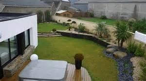 jardin moderne l abri c 244 tier paysages vente de bois de