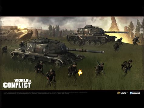 the world in conflict full platoon