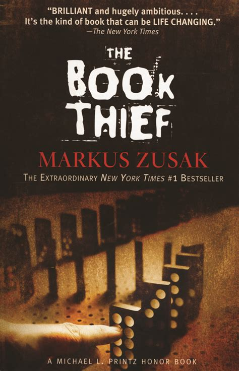 the book thief by markus zusak bookdragon