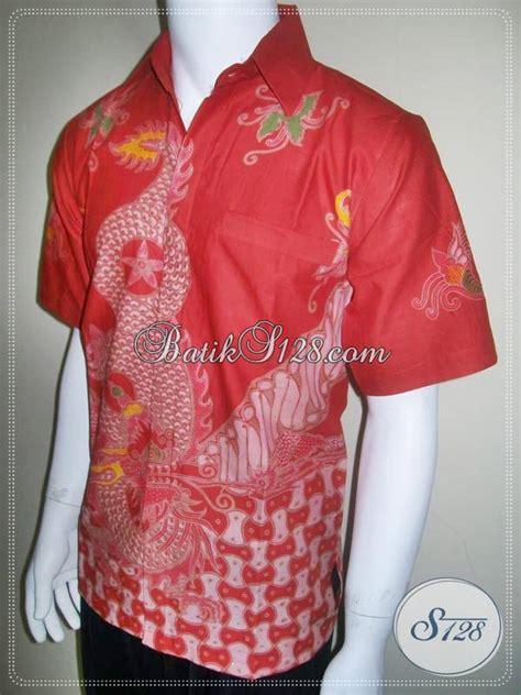 Hem Batik Wayang Pandawa Tosca Batik Cabut Warna kemeja batik motif pusaka naga raja angling dharma warna orange ld128btc toko batik 2018