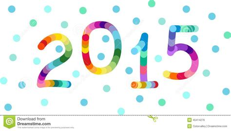 happy new year 2015 banner new year 2015 background banner stock vector image