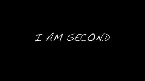 i am second tattoo seconds i am second design bild