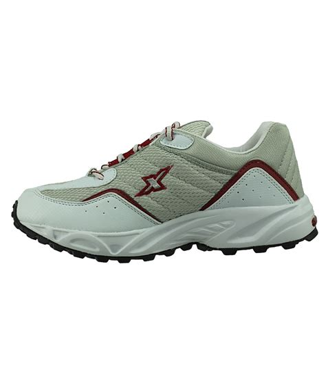 stylish sports shoes for buy sparx sm 04 silver stylish sports shoes for