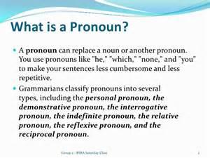 module 2 pronoun class presentation 17092011 2