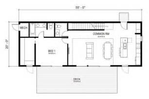 Two Story Rectangular House Plans Plano De Casa De 2 Plantas Y 204 Metros Cuadrados