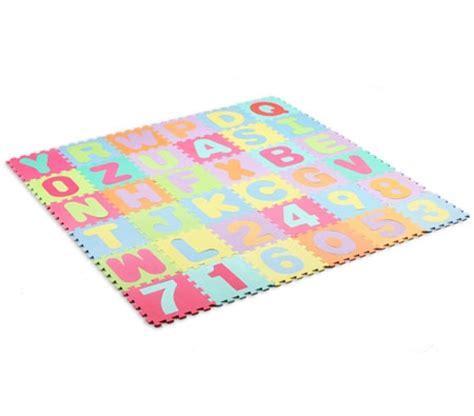 Alphabet Floor Mat Puzzle by Alphabet Numbers Floor Puzzle Play Mat