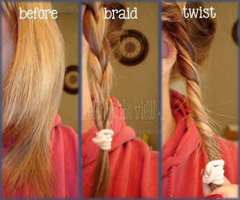 how to use straightner to get beach waves of shoulder length hair beach waves twist hair all into one then put flat iron