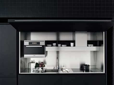 cucine chiuse cucina on st by boffi design alberto colonello