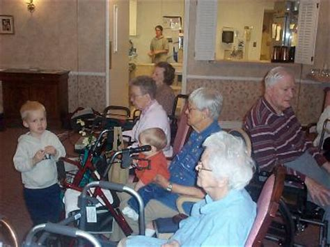 faithful friends nursing home ministry home page