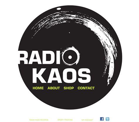Kaos One One Graphic 7 radio kaos