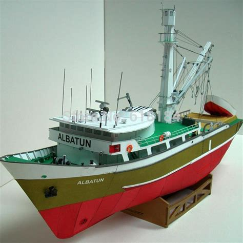 Papercraft Ships - paper model ship promotion shopping for promotional