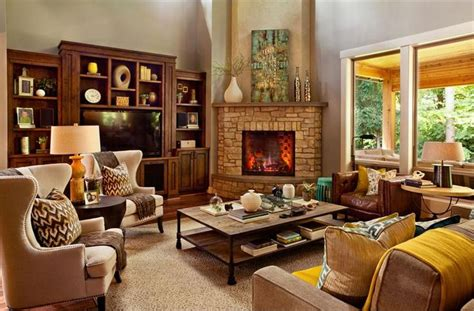Furniture Placement Around Fireplace by Design Dilemma Arranging Furniture Around A Corner