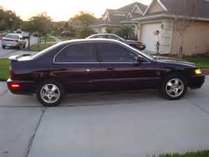 fs honda accord 1997 4 door automatic