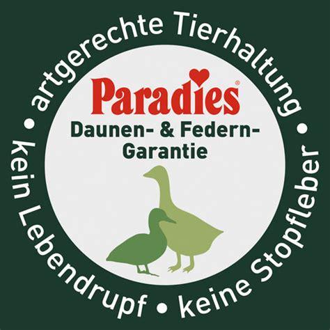 bettdecke paradies paradies bettdecken f 252 llungen daune