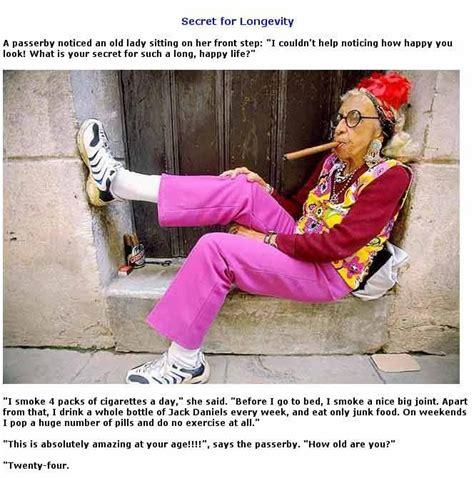 secret  longevitya passerby noticed   lady sitting
