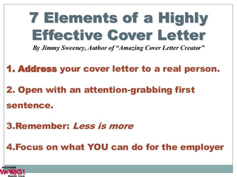 attention grabbing cover letter