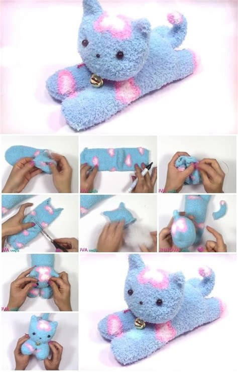 sock crafts for best 25 cat crafts ideas on cat pattern felt